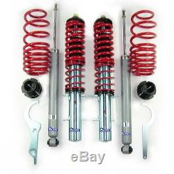 Prosport Coilover Suspension Kit VW Golf MK4 TDI GTI 1.8T All excl 4 Motion