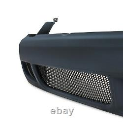 R32 style Front Bumper honeycomb mesh for VW GOLF MK 4 mk4 ABS GTI TDI GT VR6