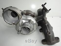 REMAN Turbocharger Audi VW Seat 1,9 TDI 110kw ARL 038253016G 03G253016R 721021