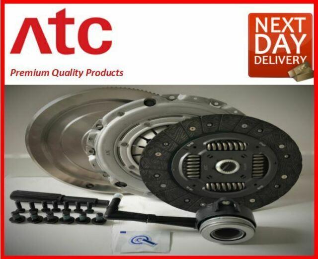 Skoda Octavia Clutch Kit & Flywheel Mk1 1u2 1u5 96 To 2010 1.9 Tdi (alh Agr Asz)