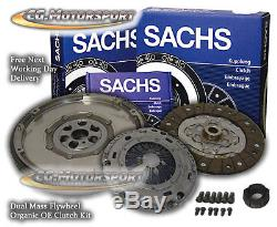 Sachs Dual Mass Flywheel & Clutch Kit for VW Golf Mk4 1.9 TDI 90 ALH / 110 ASV