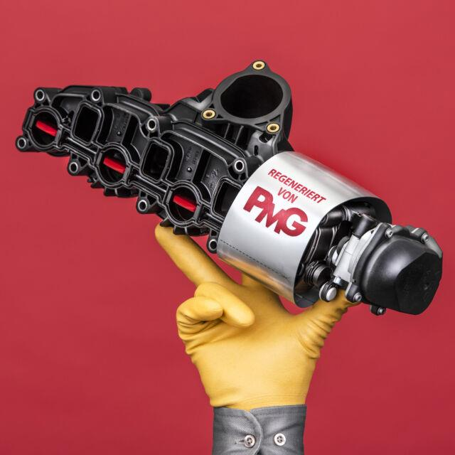 Saugrohr + Stellmotor 2.0 Tdi Cr Audi A3 A4 A5 A6 Q5 Golf Pmg Meisterstück