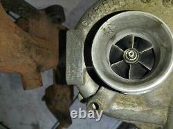 Seat Vw Golf Mk4 Audi A3 1.9tdi Pd130 Asz Diesel Turbo Charger 03g253016f