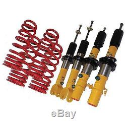 Spax RSX Coilover Suspension Lowering Kit For VW Golf MK4 1.9 TDI 1997-2004