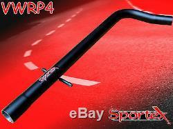 Sportex VW Golf mk4 performance exhaust race tube 1.9TDi 1997-2004