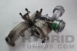 Stage 2 Hybrid Turbo for VW Golf 1.9TDi 150bhp ARL Engines 220-240bhp MDX376