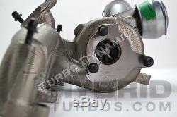 Stage 2 Hybrid Turbo for VW Golf MK4 1.9TDi 130bhp PD130 220-240bhp MDX376