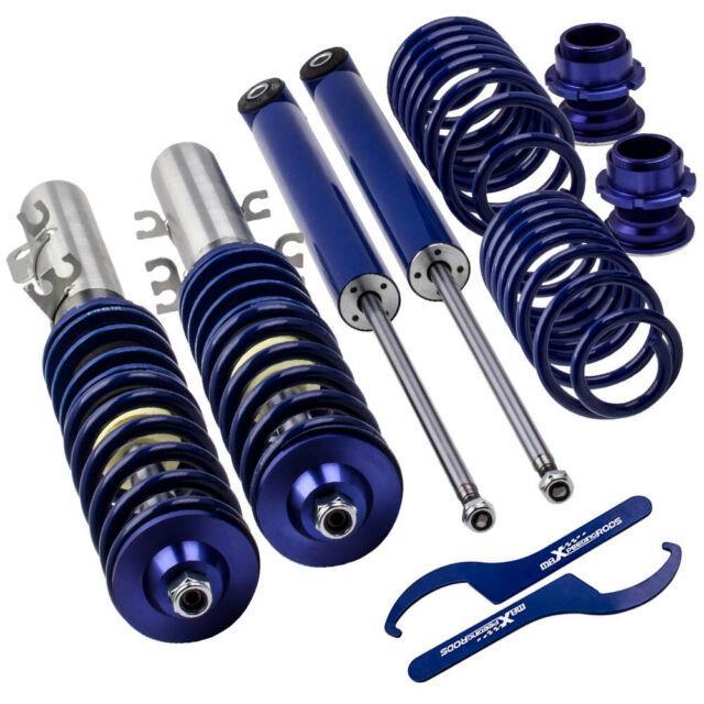 Street Coilovers Kit For Vw Golf Mk4 1.8 T 2.0 2.3 V5 2.8 V6 1.9 Tdi