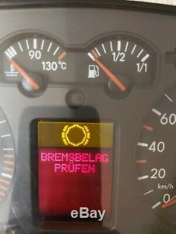 Tacho VW Bora Golf 4 TDI 1J0920845B MFA Full Fis Kombiinstrument cluster VDO