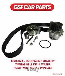 Timing/cam Belt Kit & Water Pump Vw Golf Mk4 1.9 Tdi 01-02 Asz Engine Code