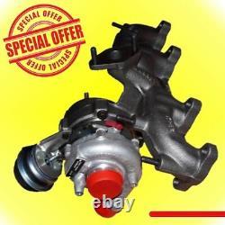Turbo Charger A3 Ibiza Fabia Golf 54399880006 54399880017 038253016L 1.9 100HP