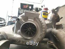 Turbo Hybrid GT1752v for 1.9 TDI and 2.0 TDI for 230+ HP