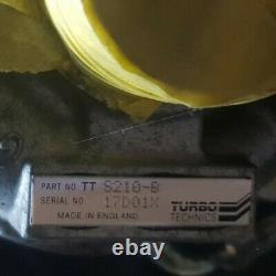 Turbo Technics Hybrid Garrett GT1749V Turbocharger 1.9 TDi VW Golf Mk4 PD130