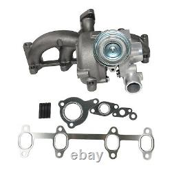 Turbocharger Audi VW Seat Skoda 1,9 TDI ALH AHF AJM AUY 454232 713673 & Gaskets