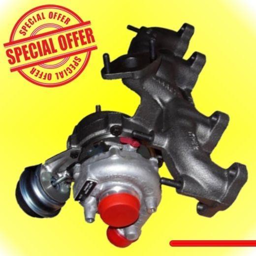 Turbocharger Skoda Fabia 1.9 Tdi 100 Hp 54399700001 54399700003 038253019p
