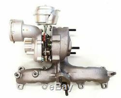 Turbocharger VW Bora Golf / Seat Leon / Skoda Octavia 1.9 TDI ASZ NEW Mahle