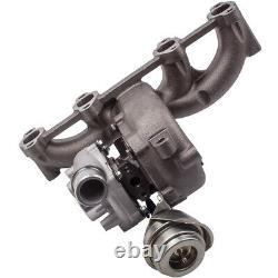 Turbocharger for VW Sharan 1.9TDI 115HP 1.9L AUY AJM engine TURBO with manifold