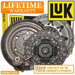VAG 1.9 TDi Dual Mass Flywheel & Clutch Kit Complete 90 100 110 150 BHP