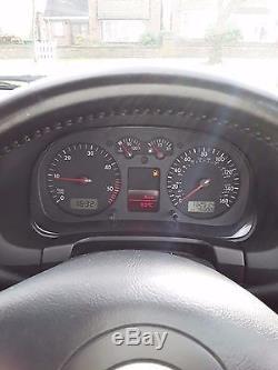 VOLKSWAGEN GOLF 1.9 pd GT TDI MK4 51reg 2002 TDI 130bhp