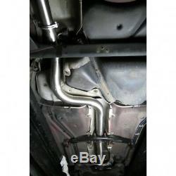 VW15 Cobra Sport VW Golf MK4 1J 1.9 Tdi 98-04 Cat Back Exhaust Non Res
