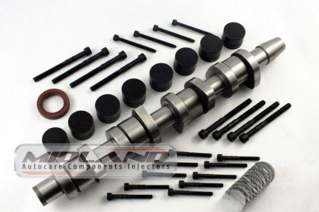 Vw Audi Seat Skoda 1.9 Tdi Pd 8v Camshaft+bearings+bolts+seal Kit Brand New