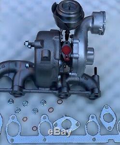 VW Audi 1.9 TDI 130 BHP SEAT SKODA Turbocharger 720855 Engine Code ASZ. 09