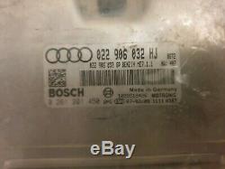 VW Audi BUB VR6 3.2 ECU Unlocked Bosch Golf mk1 mk2 mk3 Mk4 Mk5 gti tt R32 TDI