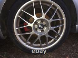 VW BBS GOLF MK4 25th ANNIVERSARY RC336 ALLOY WHEELS Suit Gti Tdi Bora 18