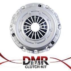 VW Bora 1.9 TDi Clutch Kit + Dual Mass Replacement Flywheel (SMF)