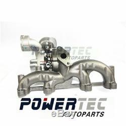 VW Bora / Golf IV 1.9 TDI ARL 110 KW 150 HP 2000- complete Turbocharger 721021
