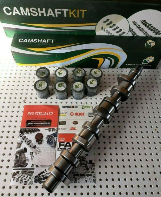 Vw Caddy Golf Bls Audi A3 A4 Skoda 1.9 & 2.0 Tdi Pd Camshaft Kit Cs9901k Bga