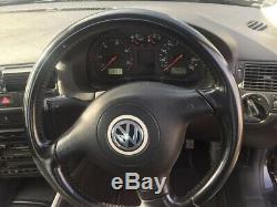 VW GOLF 1.9 TDI Mk 4