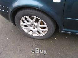 VW GOLF GT TDI PD 150 CAR, alloys/16 inch TURBO GT TDI spares or repair car mk 4