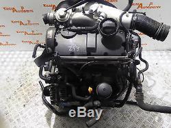 Vw Golf Mk4 1.9tdi 2002 Engine Asz Free Uk P&p