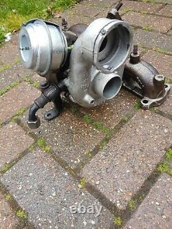 VW GOLF MK4 AUDI TURBO CHARGER 1.9 PD TDi 150bhp ARL 721021-4s GT1749VB