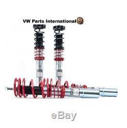 Vw Golf Mk4 Estate Variant Gti V5 Fsi Tdi H&r Sports Mono-tube Coilover Kit