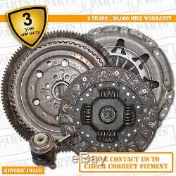 VW GOLF Mk 4 1.9 TDi LUK Flywheel & Clutch Kit 115 12/98-06/01 AJM 240mm