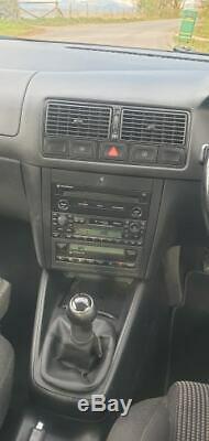 VW Golf 1.9 GT TDI MK4 Golf, diesel, 3 door Manual Black 114k miles low mileage