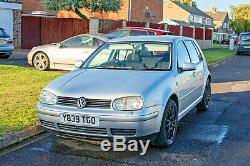 VW Golf 1.9 TDI mk4 2001 pd115