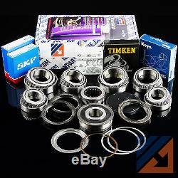 Vw Golf 1 9 Tdi O2m 6 Speed Gearbox Fmh Code Bearing Oil