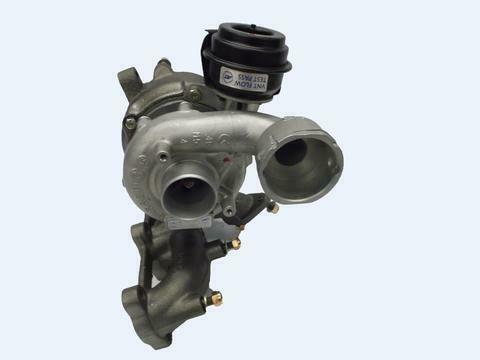 Vw Golf 1.9 Tdi 01-06 Mk4 Asz Turbo Charger Turbocharger 720855-5006s
