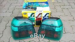 VW Golf 3 Mk3 Cabrio Mk4 GL GTI 16V TDI VR6 syncro HELLA Green Euro Tail Lights