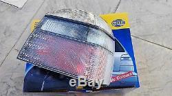 VW Golf 3 Mk3 Cabrio Mk4 GT GTI 16V TDI VR6 syncro HELLA All-Clear Tail Lights