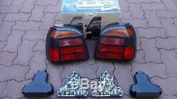 VW Golf 3 Mk3 Cabrio Mk4 GT GTI 16V TDI VR6 syncro HELLA Carbon Tail Lights