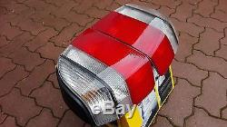 VW Golf 3 Mk3 Cabrio Mk4 GT GTI 16V TDI VR6 syncro HELLA Clear/Red Tail Lights