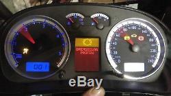 VW Golf 4 Bora Tacho Kombiinstrument MFA Sport Edition 1J5920846C R32 W8 style