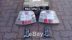 VW Golf 4 Mk4 TDI GTI V5 V6 R32 4-motion HELLA in. Pro All-Clear Euro Tail Lights