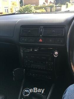 VW Golf GT TDI PD150 Mk 4