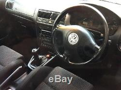 VW Golf GT TDI mk4 Silver