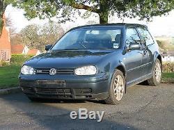 VW Golf GTi 1.9TDI Mk4 150BHP (SPARES OR REPAIR)